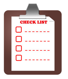 Ghana Wedding Checklist